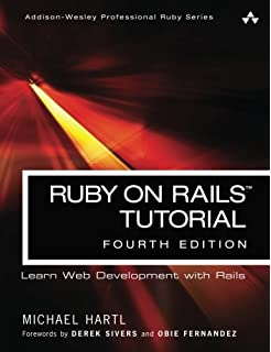 Learn Ruby On Rails For Web Development: Learn Rails The