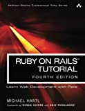 Ruby on Rails Tutorial: Learn Web Development with Rails (4th Edition) (Addison-Wesley Professional Ruby Series) by