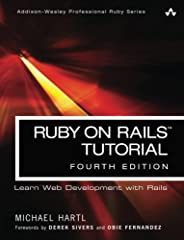 """""""Ruby on Rails™ Tutorial by Michael Hartl has become a must-read for developers learning how to build Rails apps.""""  — Peter Cooper, Editor of Ruby Inside         Used by sites as varied as Twitter, GitHub, Disney, and Airbnb, Ruby on Rails..."""