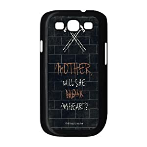 Custom Rock band Pink floyd Hard Plastic phone Case Cover For Samsung Galaxy S3 ART148290