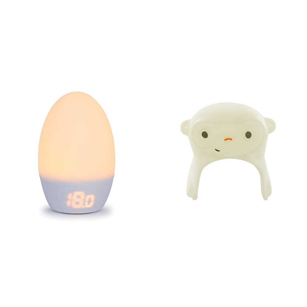 USB version The Gro Company Groegg2 Colour Changing Room Thermometer