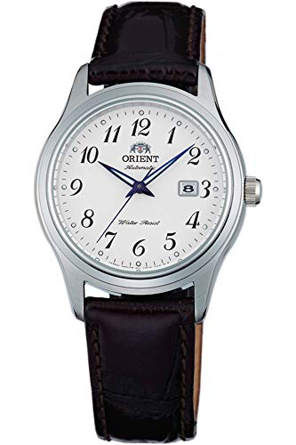 Orient Contemporary Watch FNR1Q00BW0 - Leather Ladies Automatic Analogue