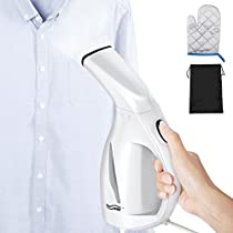Housmile Steamer,Light and Compact Iron Steamer with Automatic Shutdown, Suitable for Home and Travel Humidificaton with ETL Certificated