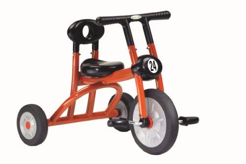 Italtrike Orange Tricycle, 1 seat