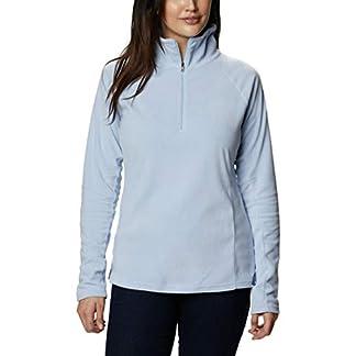 Columbia Women's Glacial IV 1/2 Zip Fleece 9