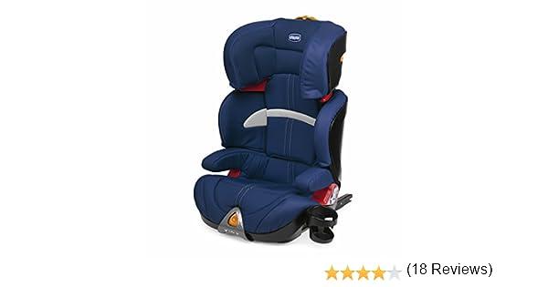 Chicco Oasys 2-3 FixPlus - Silla de coche para niños entre 3 y 12 ...