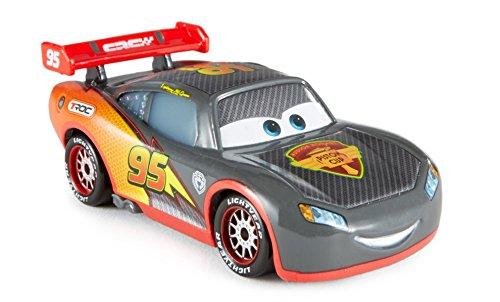 Disney/Pixar Cars Carbon Fiber Diecast Vehicle, Lightning McQueen