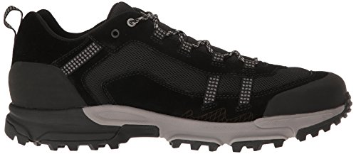 Under Armour Hombres Post Canyon Low Black / Black / Pewter