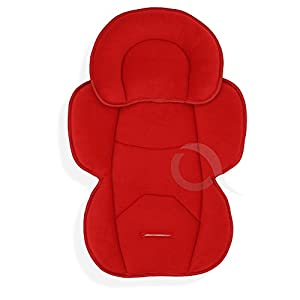 OLOBABY Total Body Support Infant Snuzzler Head and Body Support (red)