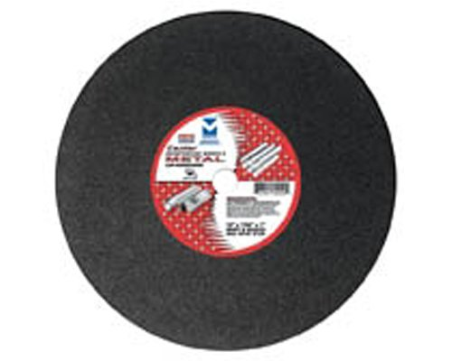 High Speed Gas Saws - Mercer Abrasives 607040 Extra Heavy Duty High Speed Cut-Off Wheels For Portable Gas Saws, Triple Reinforced 14-Inch by1/8-Inch x 20mm, 10-Pack