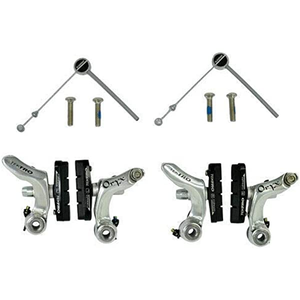 Tektro CR720 Cantilever Cyclo Cross Brakeset Front And Rear All Colours