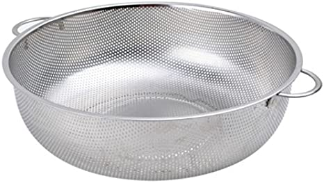 Fits D60990 5 Chrome Plated Round Strainer Pack of 5