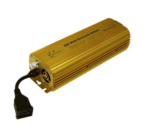 Ultragrow 1000W E-Ballast, Dimmable by Plantmax