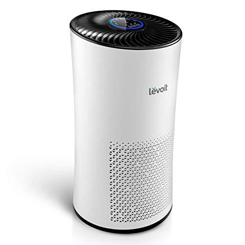 🥇 Levoit Purificador de Aire para Hogar y Oficina con Filtro HEPA
