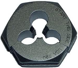 Die wrench M9 x 1.0 OD 25mm tungsten steel Die Button RH NEW