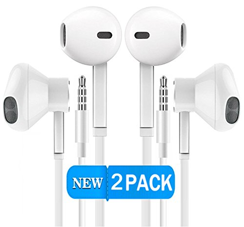 Ipod White Stereo Headphone - 9