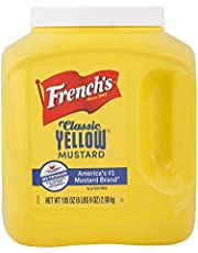 French's Classic Yellow Mustard (105 OZ), 105 ounces