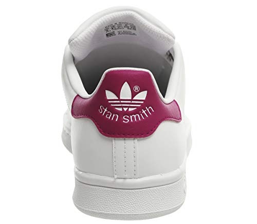 Stan unisex Scarpe Blanc per Smith bambini Adidas J 8wIqddx