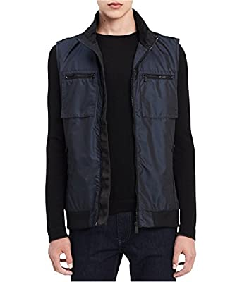 Calvin Klein Mens Nylon Raincoat