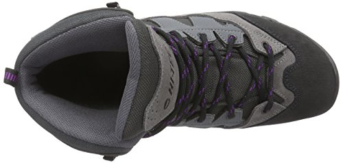 Hi-TecMaipo Waterproof - High Rise Hiking mujer gris - Grey (Charcoal/Grey/Purple 051)