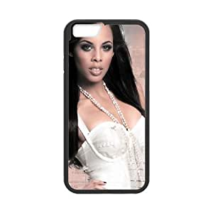 the saturdays rochelle humes iPhone 6 4.7 Inch Cell Phone Case Black yyfD-377523