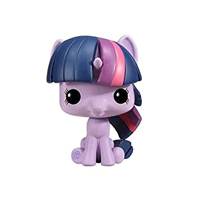 Funko POP My Little Pony: Twilight Sparkle Vinyl Figure: Funko Pop! My Little Pony: Toys & Games