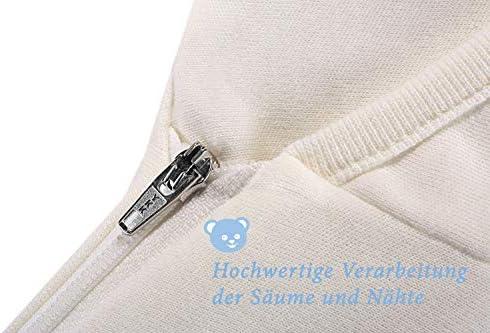 Design:New Dots Alvi Baby M/äxchen Au/ßensack Exclusiv I Baby-Schlafsack mitwachsend /& atmungsaktiv I Kinderschlafsack waschbar I leichter Schlafsack /ÖKO-tex gepr/üft Gr/ö/ße:86//92