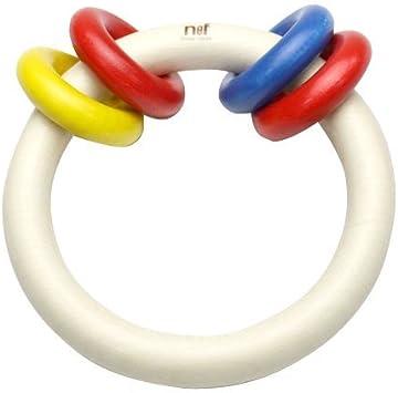 Naef Dolio Baby Rattle: : Spielzeug