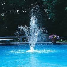 Ocean Mist 600 GPH Floating Fountain (No Light)