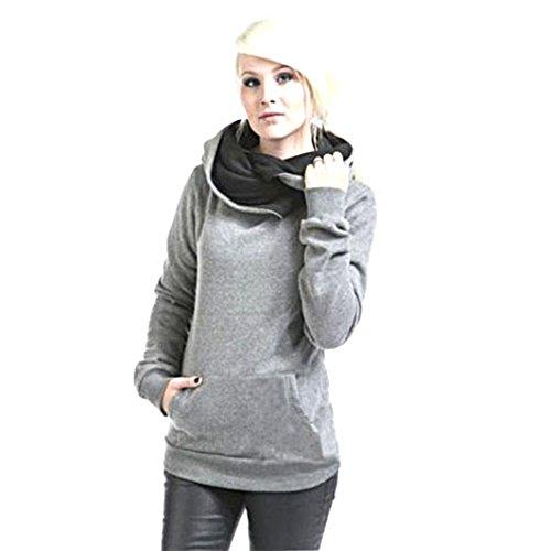 Women Sweater,Neartime Long Sleeve Hoodie Sweatshirt Hooded Winter Pullover