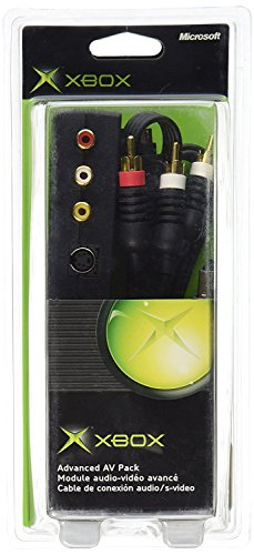 Xbox Advanced AV Pack (S-video Xbox)