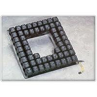 "ROHO Shower/Commode Cushion - 16.50\"" x 18.25\"" x 2.25\"""