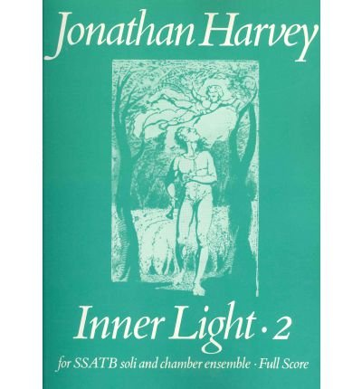 [(Inner Light 2: (Score))] [Author: Jonathan Harvey] published on (May, 2005) ebook