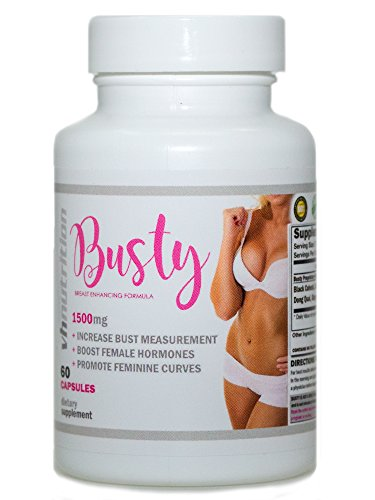 Busty | Pilules De Perfectionnement De Sein | L'Élargissement Du Sein | Breast Enhancer