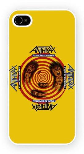 Anthrax - State of Euphoria, iPhone 5 5S, Etui de téléphone mobile - encre brillant impression