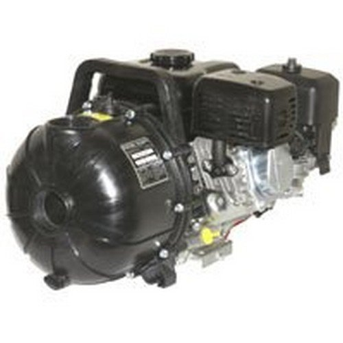 (Pacer Ag Chemical/Water Pump - 2in. Ports, 9000 GPH, 127cc Briggs & Stratton 550 Series OHV Engine, Model# SEB2PL E4C)
