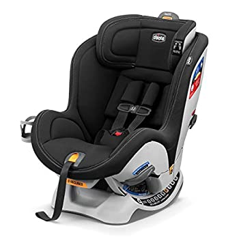 Image of Baby Chicco NextFit Sport Convertible Car Seat, Black