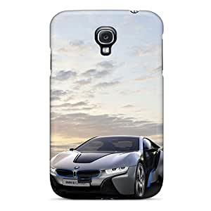Durable Bmw I8 Back Case/cover For Galaxy S4