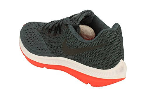 Shoes Running Zoom Winflo Trainers 416 Womens Fox Nike Blue 898485 4 Sneakers Bright Crimson FA84I