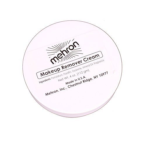 Mehron Makeup Remover Cream 4 oz