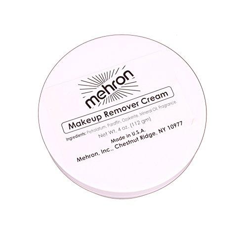 Mehron Makeup Remover Cream 4 oz