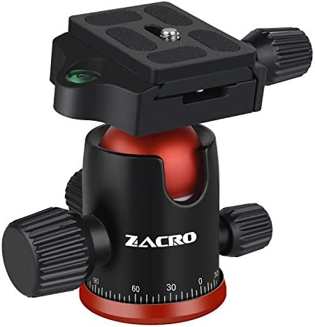 Color : Black MDYHMC AYSMG Heavy Duty Video Camera Tripod Action Fluid Drag Head with Sliding Plate for DSLR /& SLR Cameras Black Small Size