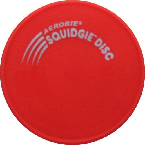 Aerobie Squidgie Flying Disc - 3 Pack - Assorted Colors by Aerobie