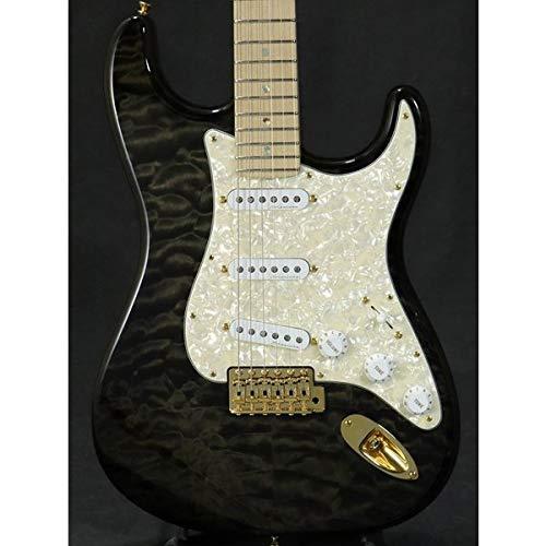 Fender Limited Custom Shop/Tokyo Guitar Galuszka Show 2009 B07MKQ121H Limited Collection Custom Stratocaster by Dennis Galuszka Trans Black B07MKQ121H, Matin(マタン):fe240a35 --- kapapa.site