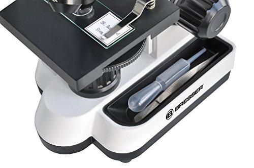 Bresser biolux advance led auf durchlicht mikroskop x