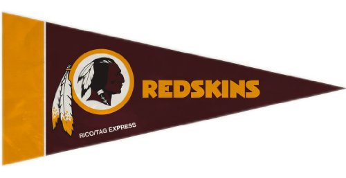 Washington Redskins Mini Pennants - 8 Piece Set -
