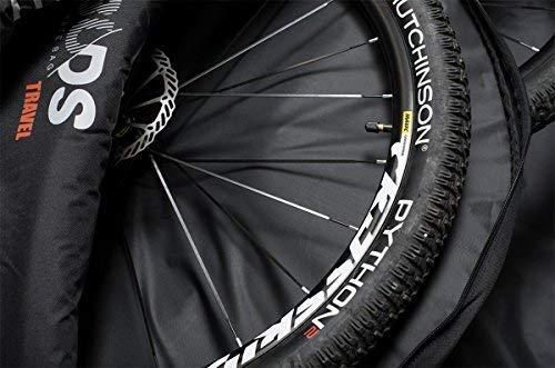 Buds-Sports funda bicicleta acolchada MTBag Travel 6