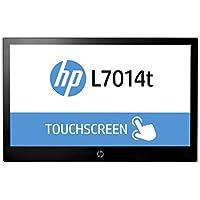 HP L7014t 14 LED LED Touchscreen Monitor - 16:9-16 ms