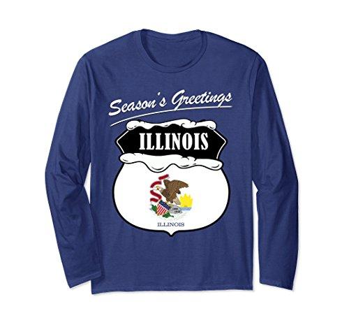 Illinois State Flag Image - 1