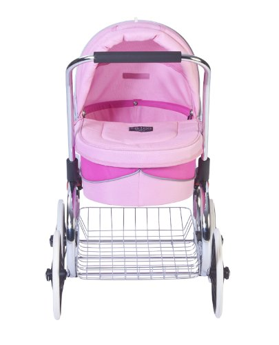 17b116f6ad730 Valco Baby Just Like Mum Princess Doll Stroller- Pink  Amazon.ca  Toys    Games